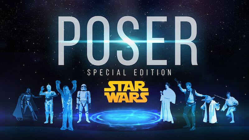 Poser: Far, Far Away Edition