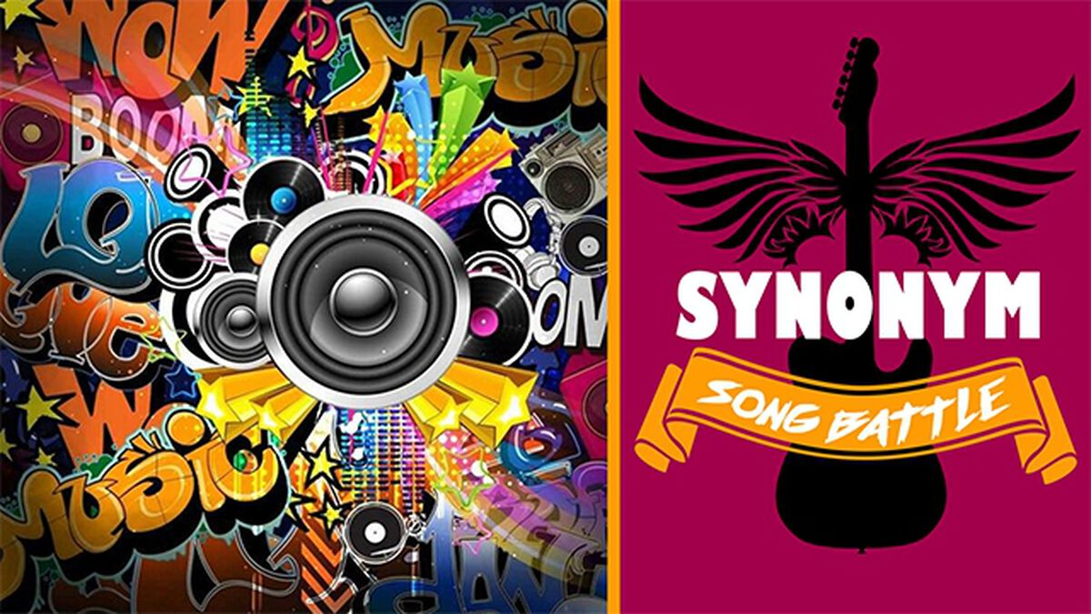 Synonym Song Battle Games Download Youth Ministry Understand why someone is how they are. synonym song battle