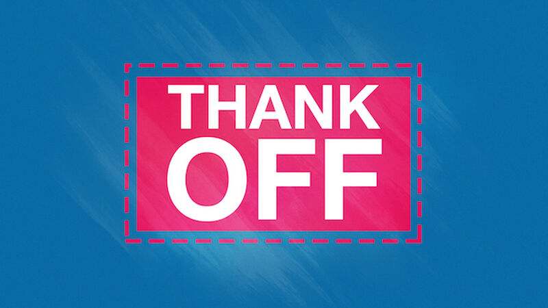 Thank Off