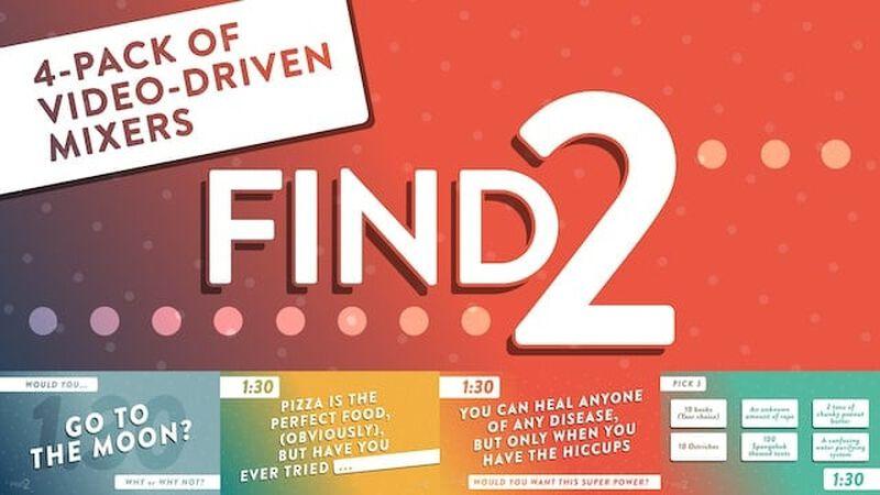 Find 2: Interactive Videos