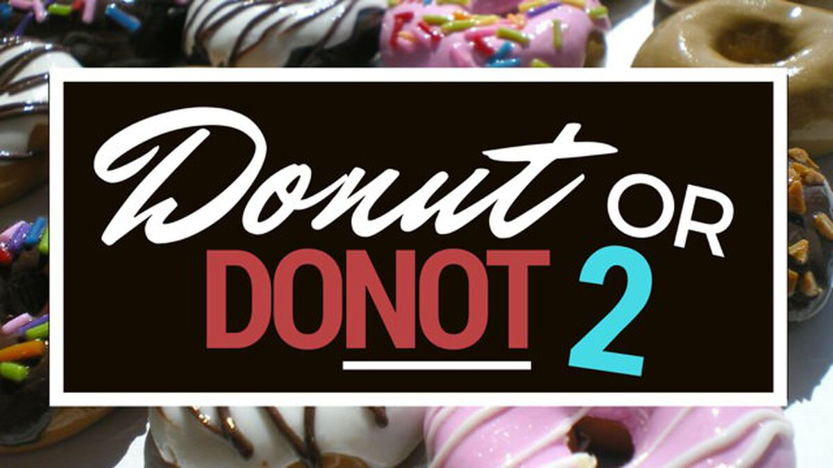 Donut or Do Not 2 image number null