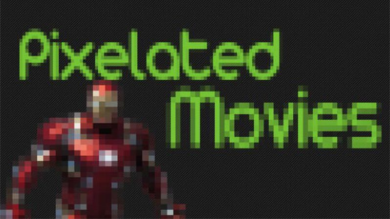 Pixelated Movies