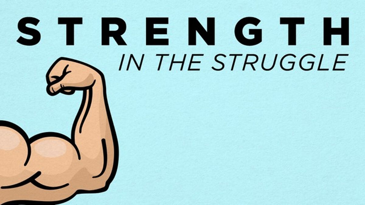 Strength in the Struggle image number null