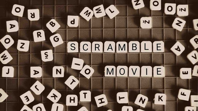 Scramble Movie Edition