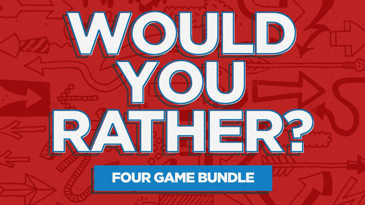 Would You Rather: 4-Game Bundle image number null
