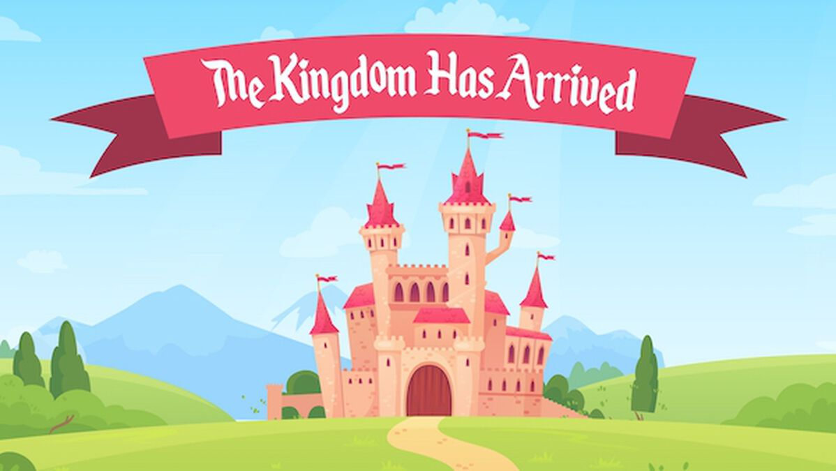 The Kingdom Has Arrived image number null