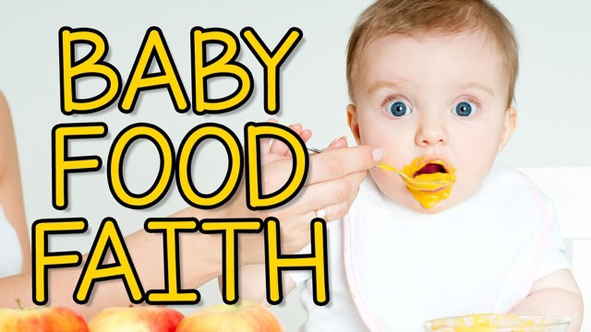 Baby Food Faith image number null
