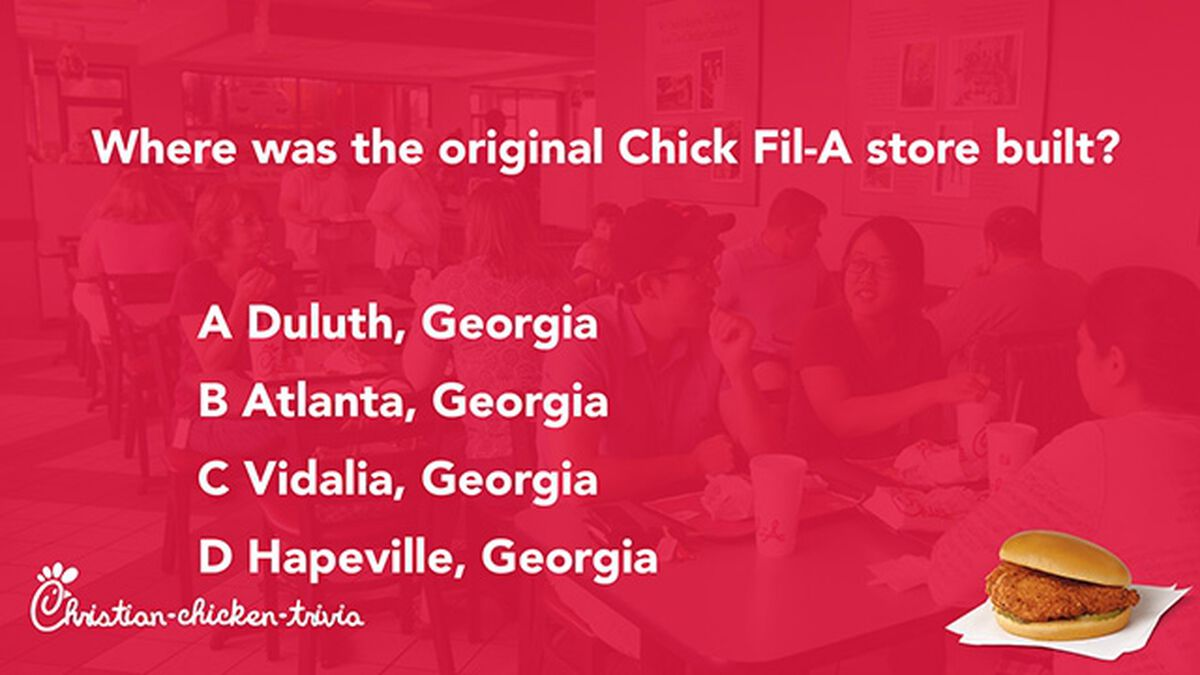 Christian Chicken Trivia image number null