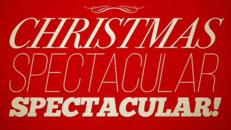 Christmas Spectacular Spectacular! (or the Little Family Christmas)