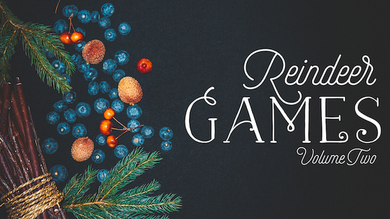 Reindeer Games Bundle: Volume Two