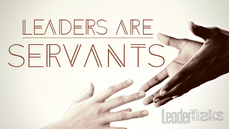Student Leadership: Leaders Are Servants