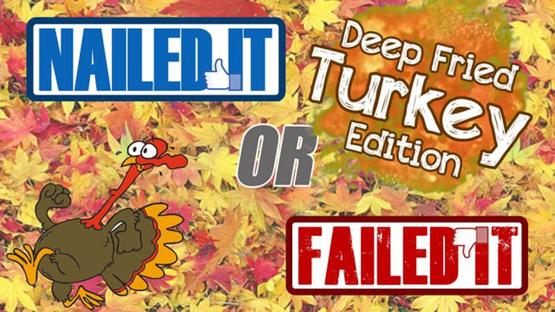 Nailed It or Failed It: Turkey Edition