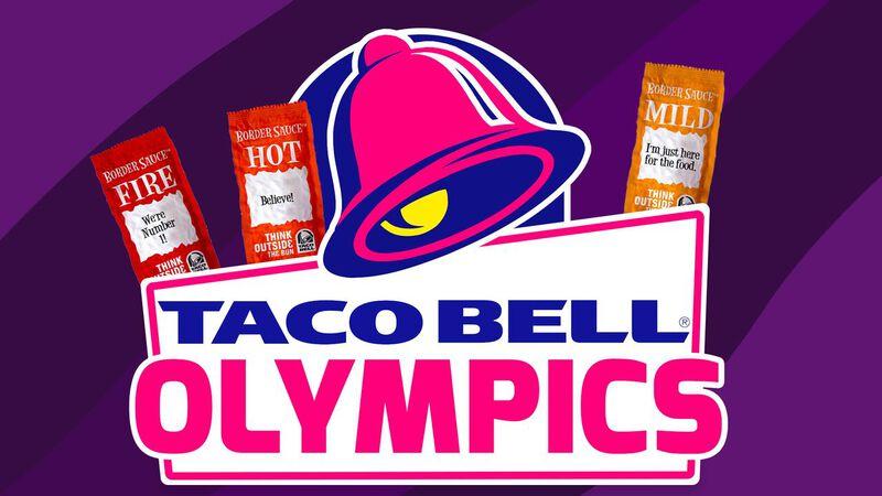 Taco Bell Olympics