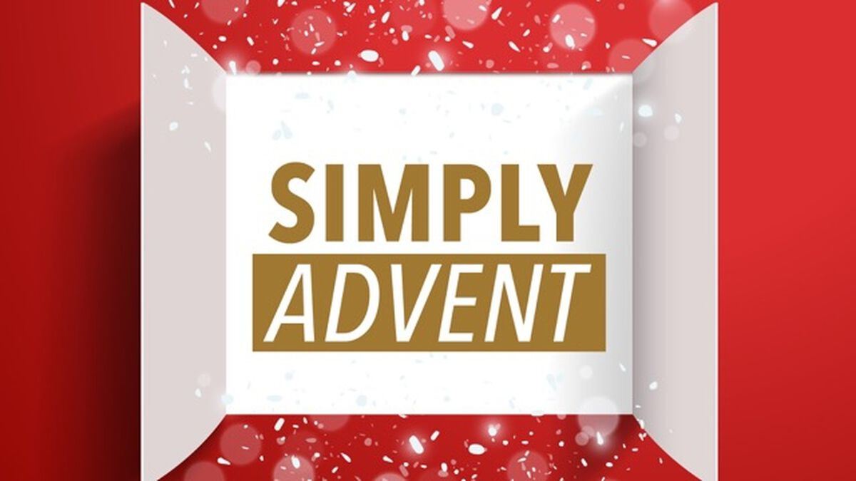 Simply Advent image number null