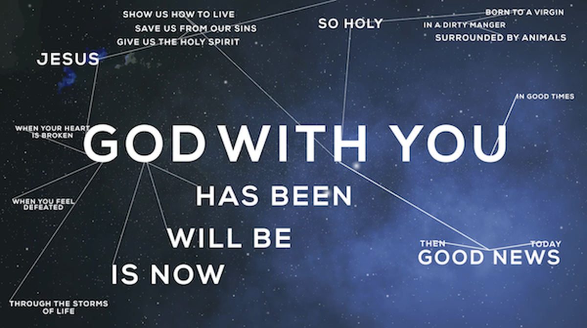 God With You Video image number null