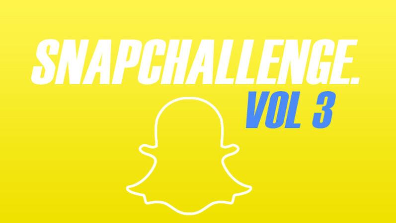 Snap Challenge Vol 3
