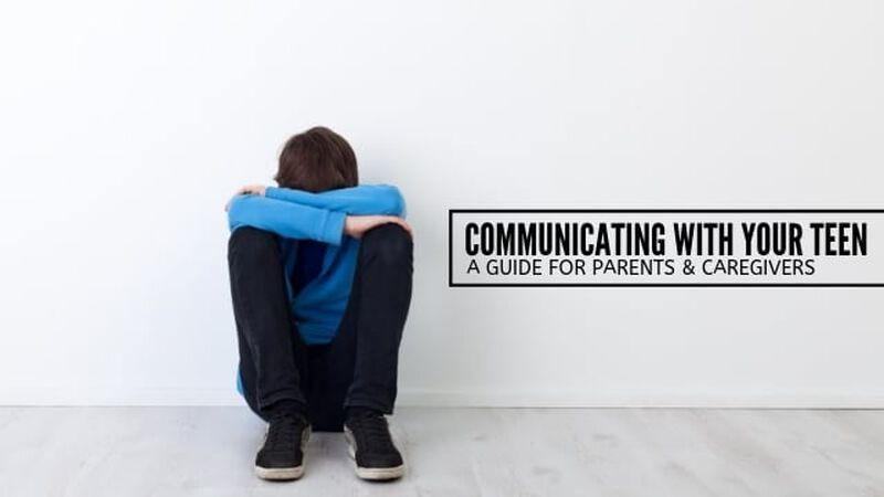 Communicating with Your Teen eBook