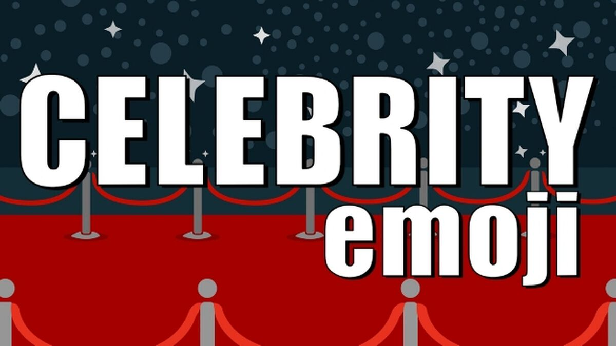 Celebrity Emoji image number null