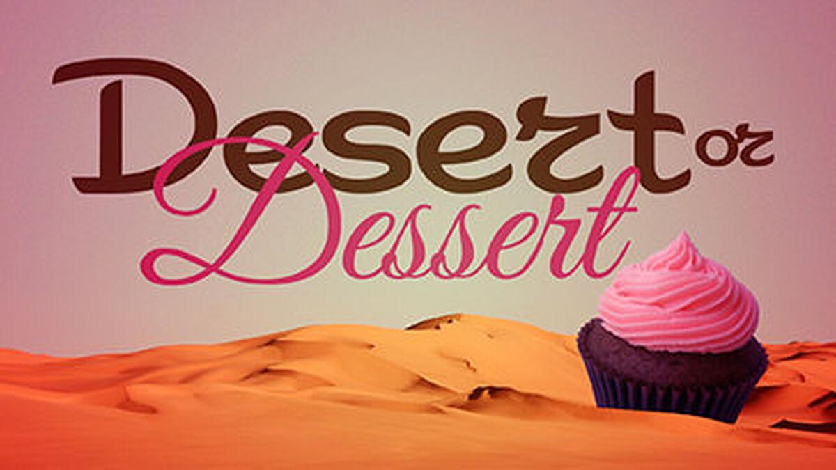 Dessert or Desert Game image number null