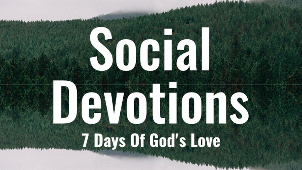 Social Devotions - 7 Days of Gods Love image number null