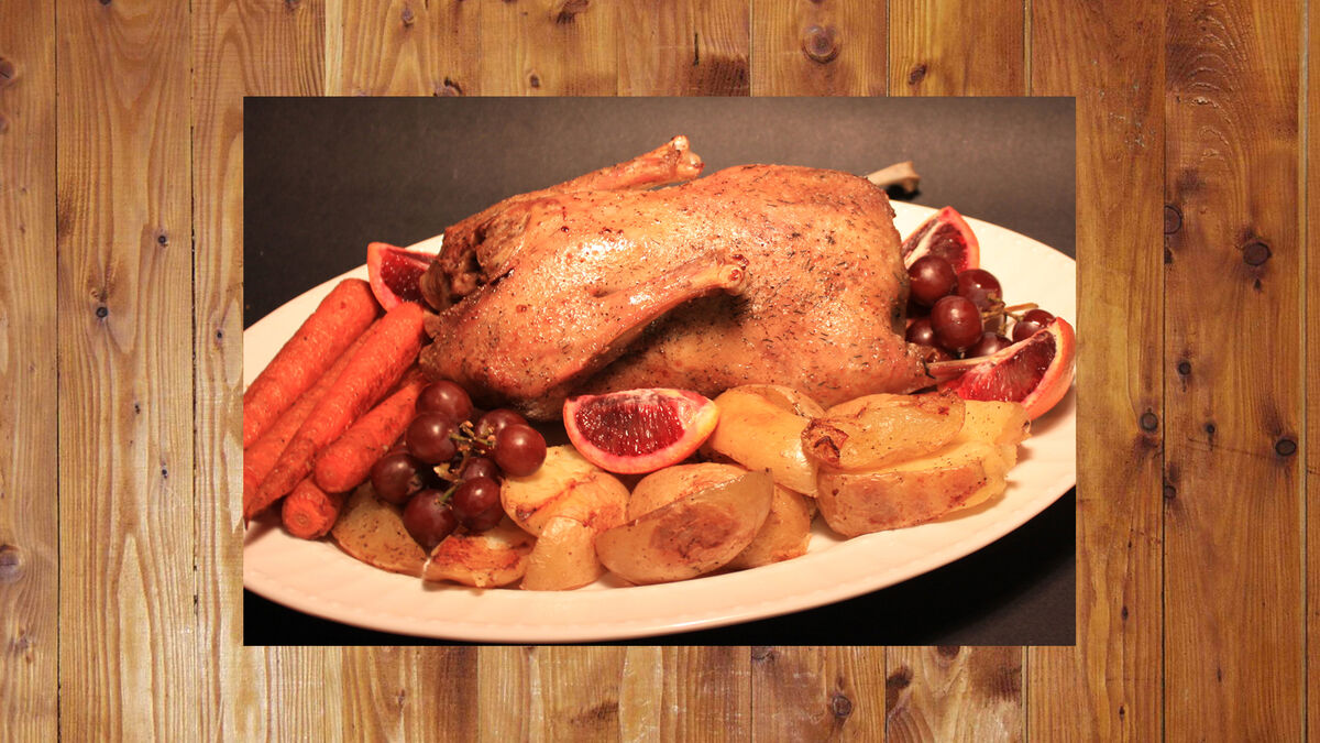 Turkey Duck Chicken image number null