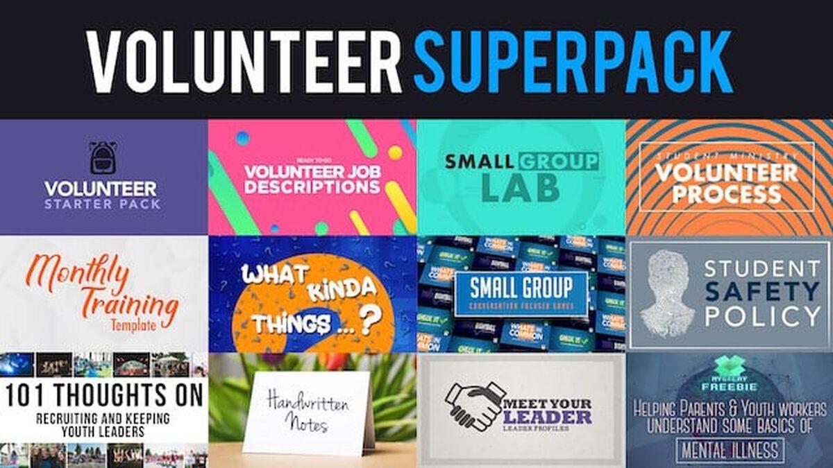 DYM's Volunteer Super Pack image number null