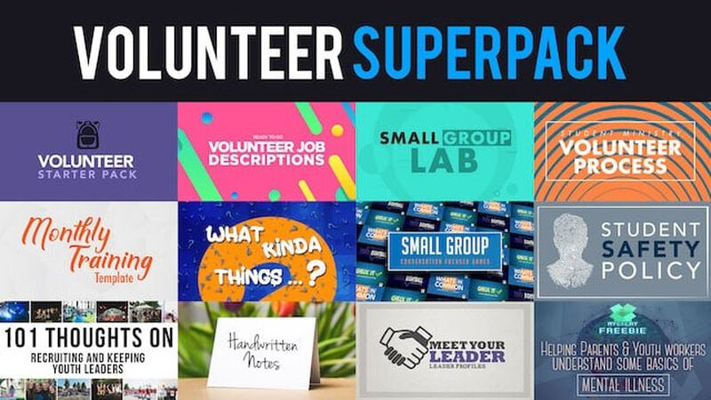 DYM's Volunteer Super Pack