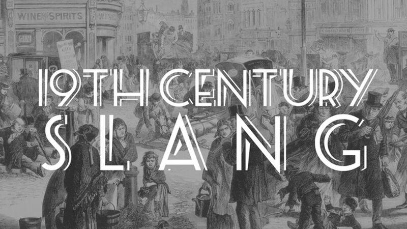Slang Game - 19th Century Britain