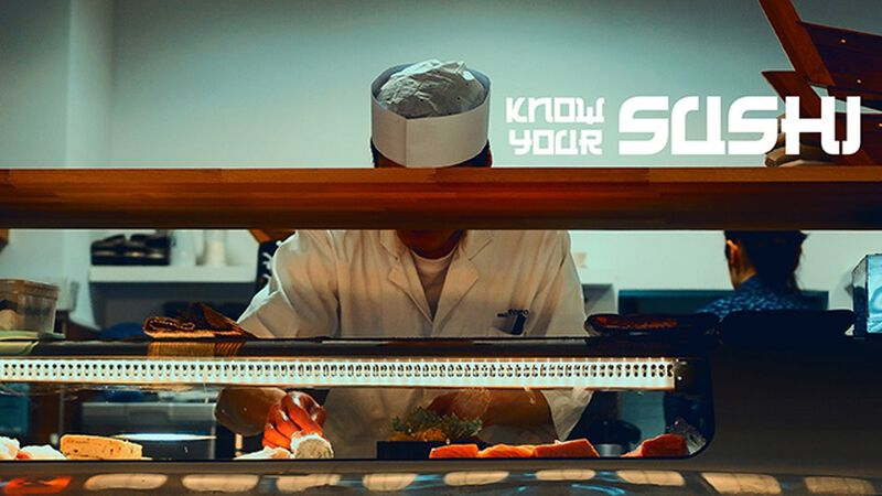 Know Your Sushi (June 18th, International Sushi Day)