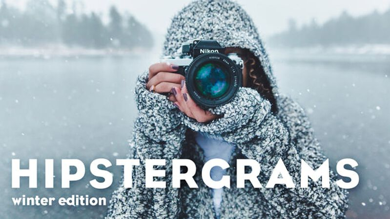 Hispstergrams: Winter Edition