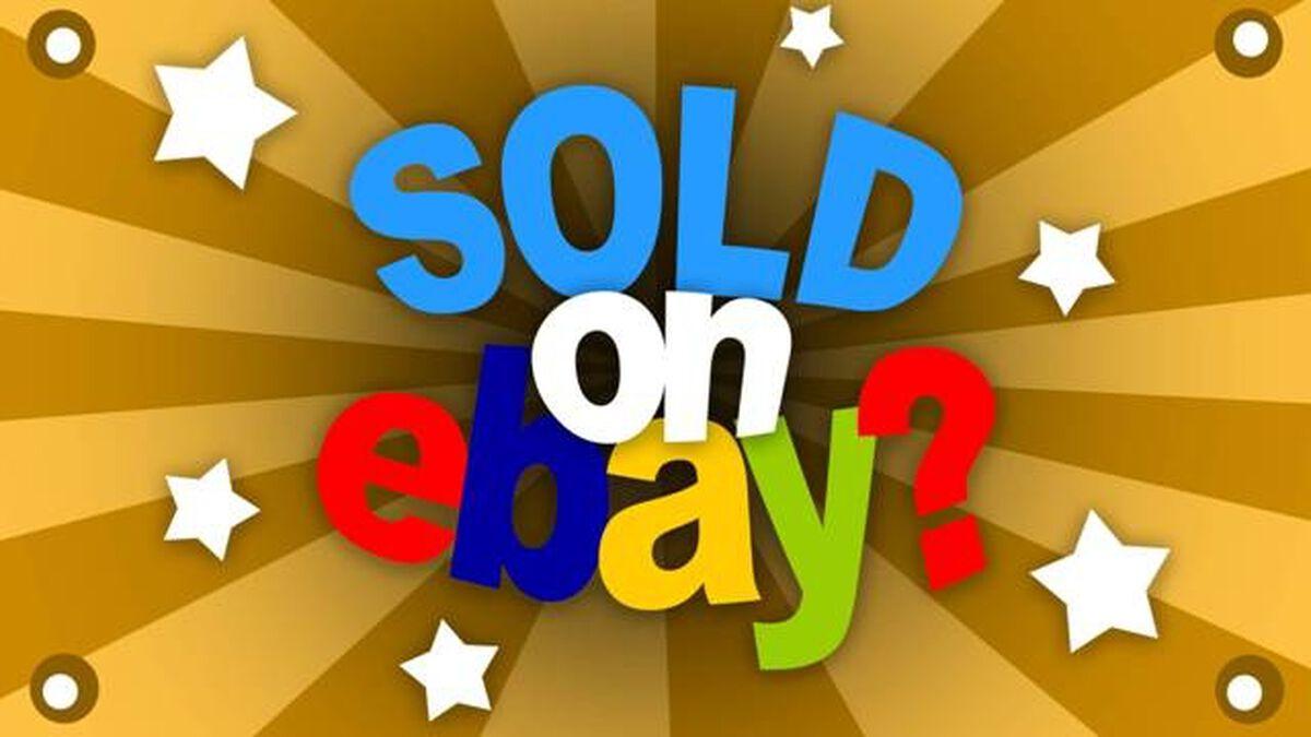 Sold on eBay? Volume 1 image number null