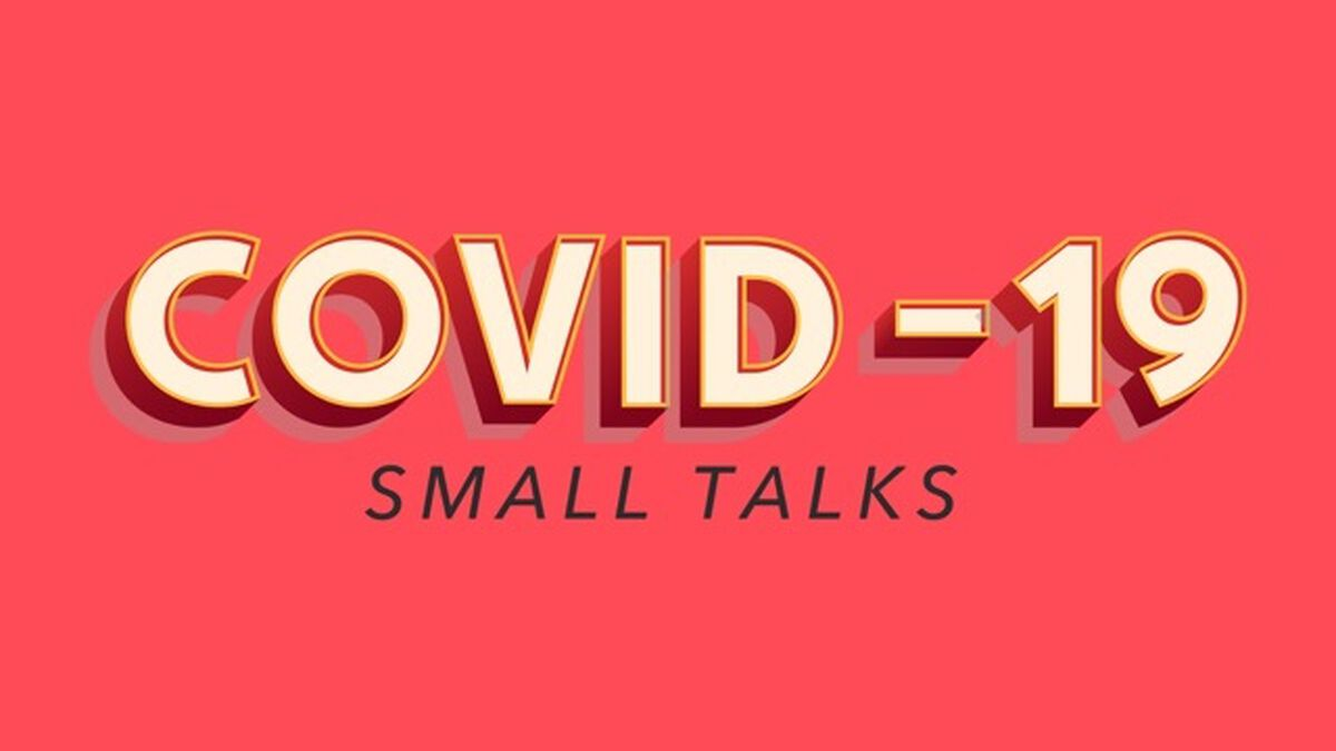 Small Talks 2.0 COVID-19 Edition image number null