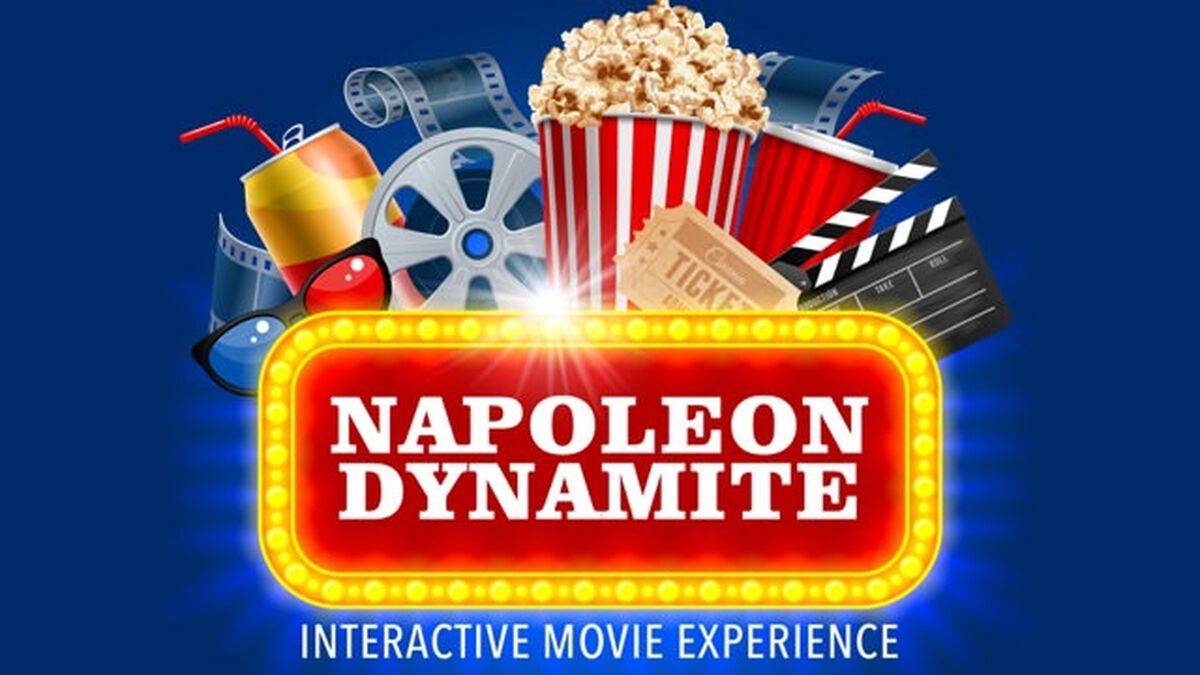 Napoleon Dynamite Interactive Movie Experience image number null