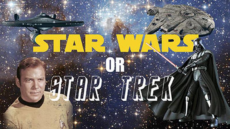 Star Wars or Star Trek