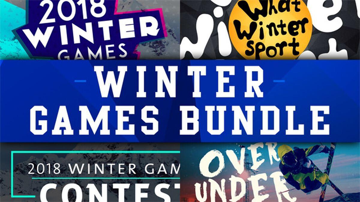 Winter Games Bundle image number null