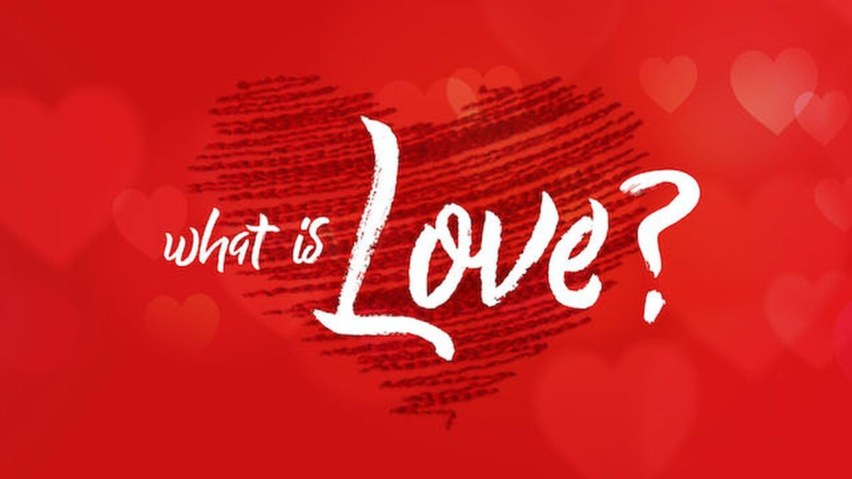 What Is Love? Interactive Bible Study image number null
