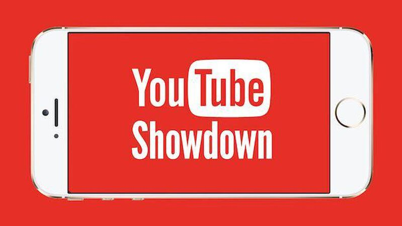 YouTube Showdown