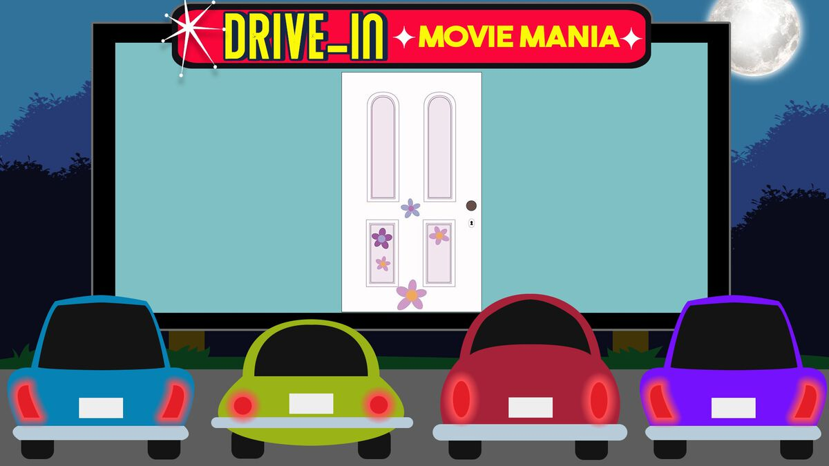 Drive-In Movie Mania Game image number null