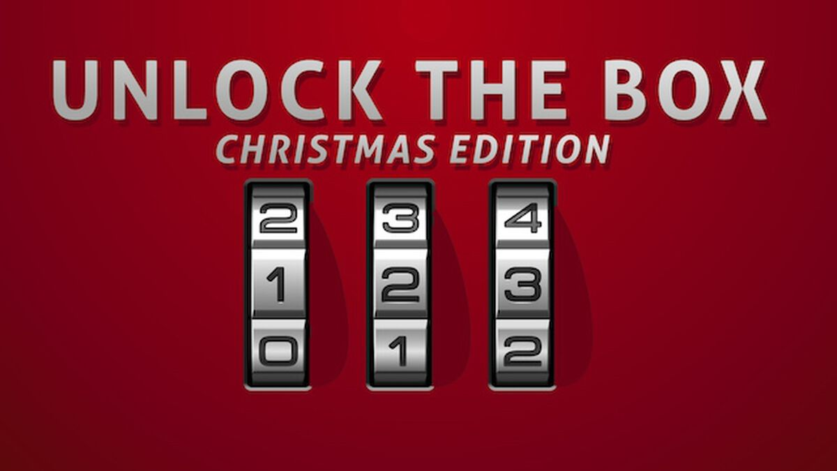 Unlock the Box: Christmas Edition image number null