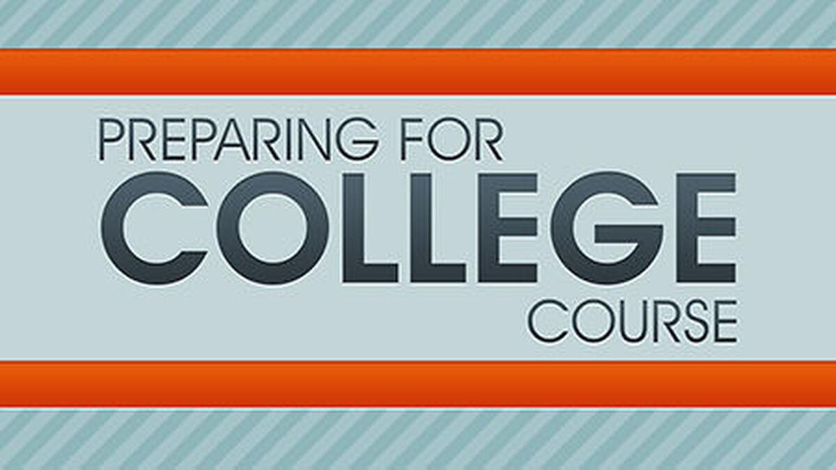 Preparing for College Curriculum image number null