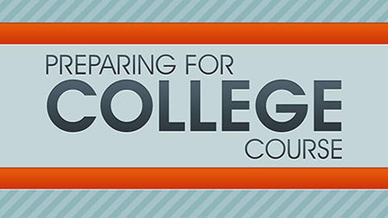 Preparing for College Curriculum