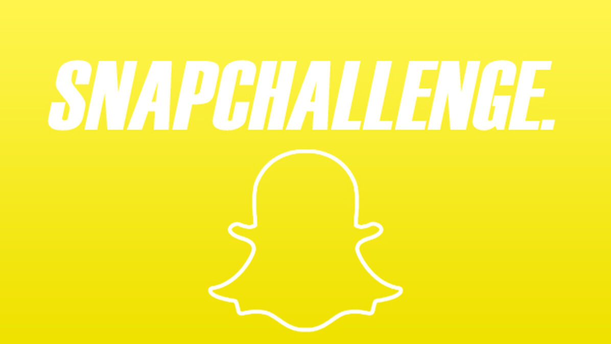 Snap Challenge image number null