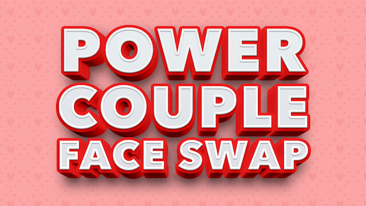 Power Couples Face Swap Game image number null