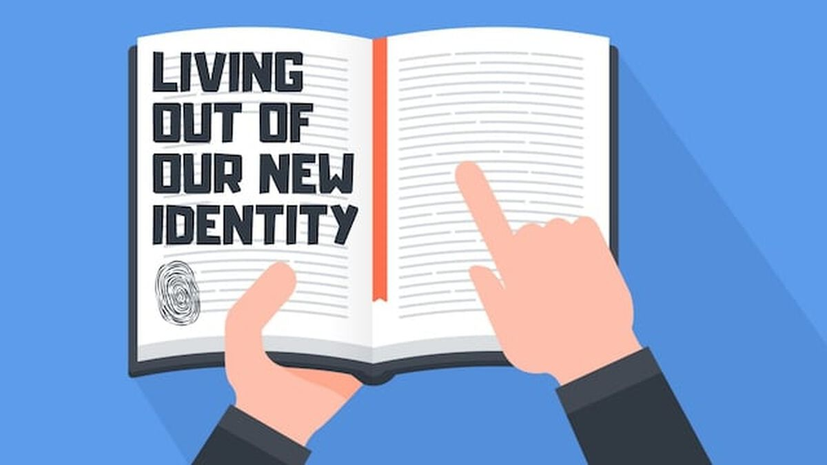 Living Out of Our New Identity image number null