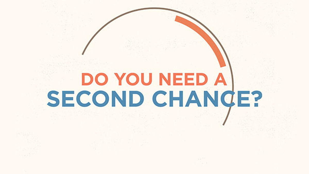 God of Second Chances Video image number null