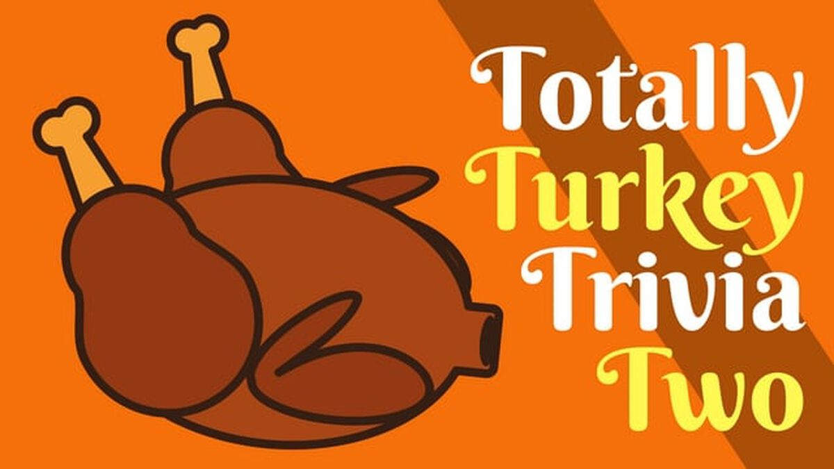 Totally Turkey Trivia Two image number null
