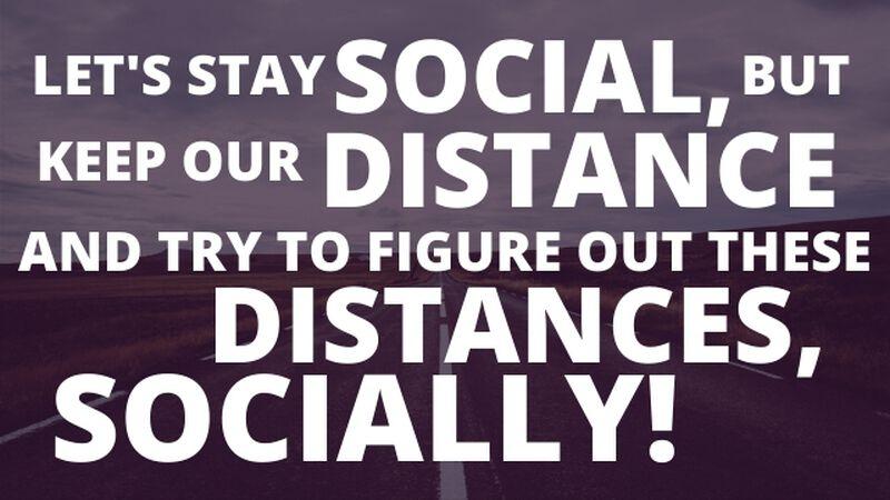 Distance Trivia