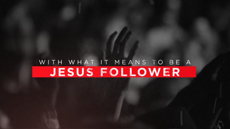 VIDEO: Jesus Follower