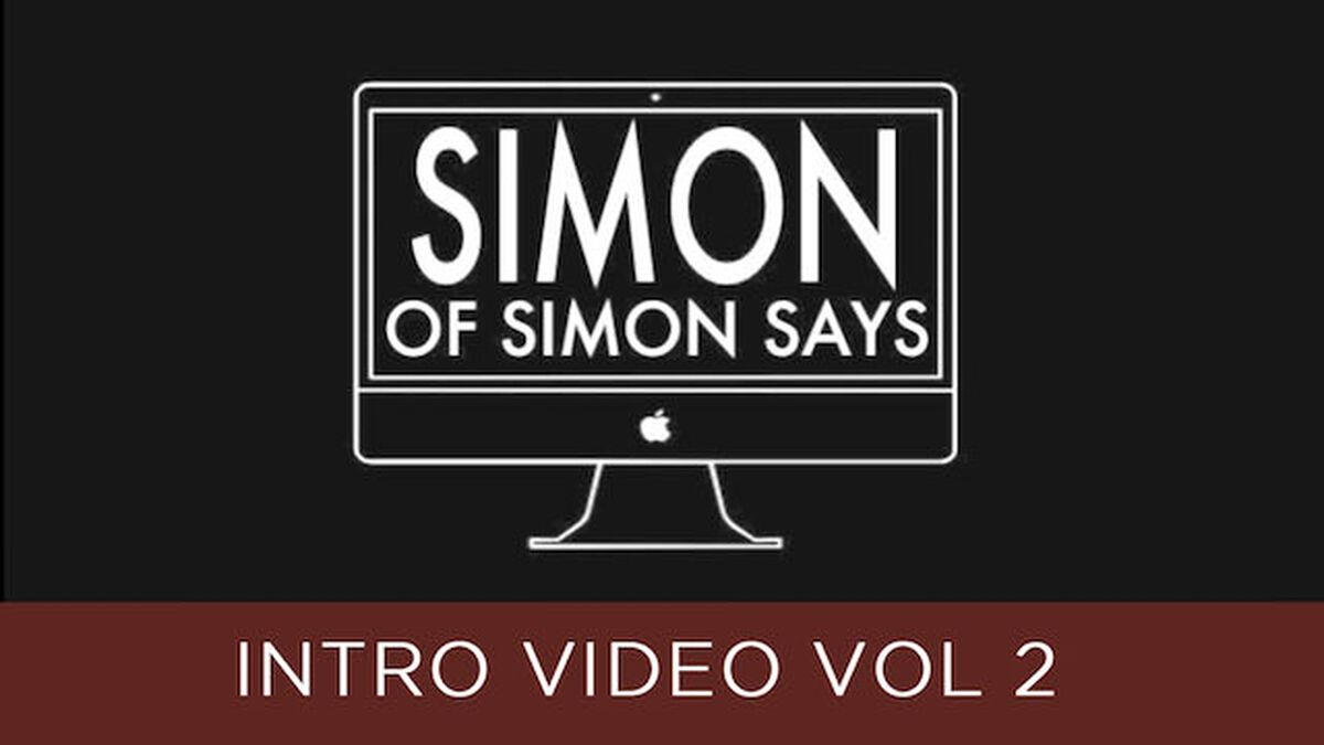 Simon Says Intro: Episode 2 image number null