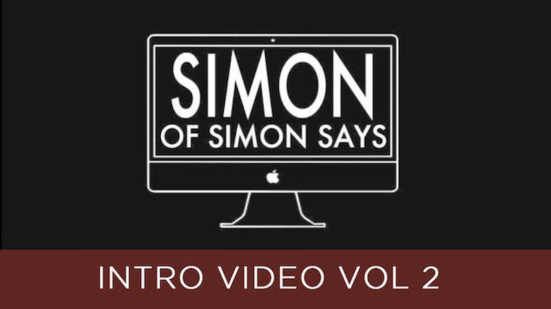 Simon Says Intro: Episode 2